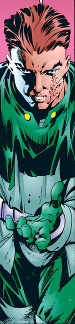 Victor von Doom (Earth-295) from X-Universe Vol 1 1 0001