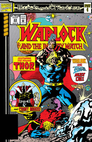 Warlock and the Infinity Watch Vol 1 23