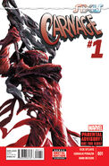 AXIS Carnage Vol 1 1