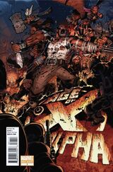 Age of X: Alpha Vol 1 1