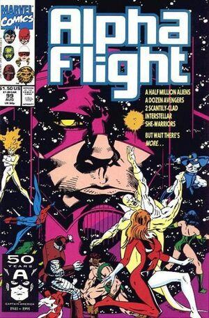 Alpha Flight Vol 1 99