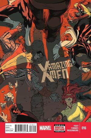 Amazing X-Men Vol 2 16