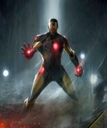 Anthony Stark (Earth-616) from Marvel War of Heroes 017