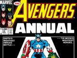 Avengers Annual Vol 1 12