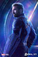 Avengers Infinity War poster 012