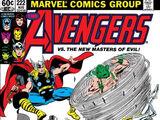 Avengers Vol 1 222