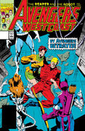 Avengers West Coast Vol 1 67