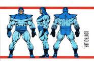 Basil Sandhurst (Earth-616) from Official Handbook of the Marvel Universe Master Edition Vol 1 20 0001