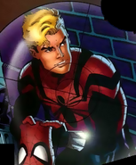 Ben Reilly (Earth-616) from Sensational Spider-Man Vol 1 4 Cover