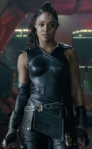 Brunnhilde (Earth-199999) from Thor Ragnarok 002