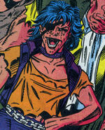 Callisto (Earth-TRN566) from X-Men Adventures Vol 1 5 0001