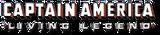 Captain America Living Legend (2013) logo