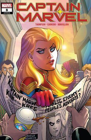 Captain Marvel Vol 10 8
