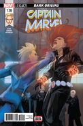 Captain Marvel Vol 1 126
