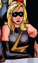 Carol Danvers (Earth-12011) from Shame Itself Vol 1 1 001