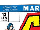 Conan the Barbarian Vol 1 13