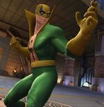 Daniel Rand (Earth-TRN517) from Marvel Contest of Champions 001