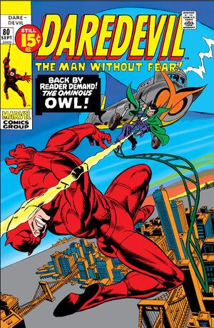 Daredevil Vol 1 80
