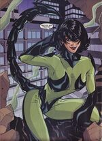 Elaine Coll (Earth-616) from Spider-Man Black Cat The Evil That Men Do Vol 1 2 001