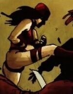Elektra Natchios (Earth-91126) and Hand (Earth-91126) from Marvel Zombies Returns Vol 1 3 0002