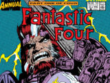 Fantastic Four Annual Vol 1 23