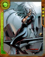 Felicia Hardy (Earth-616) from Marvel War of Heroes 009