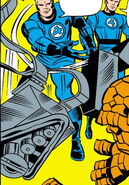 Flight Harnesses from Fantastic Four Annual Vol 1 6 0001