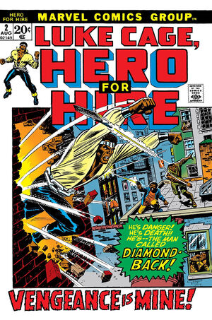 Hero for Hire Vol 1 2