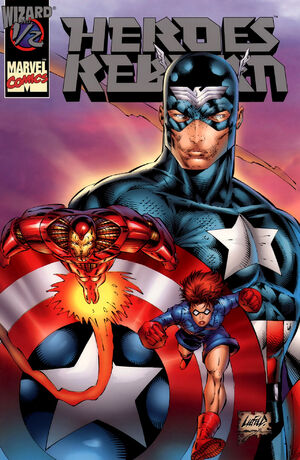 Heroes Reborn Vol 1 One-Half