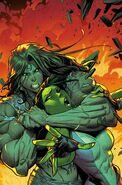 Hulk Vol 4 3 Mora Variant Textless