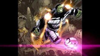Indestructible Hulk 13 Cover Recap - Marvel AR