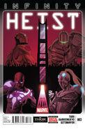 Infinity Heist Vol 1 3
