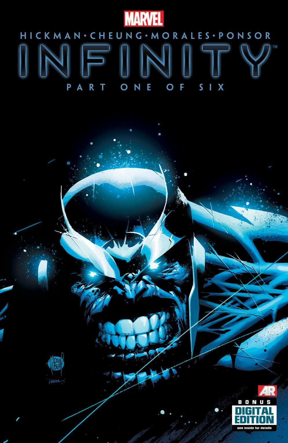 Infinity Vol 1 1 | Marvel Data...