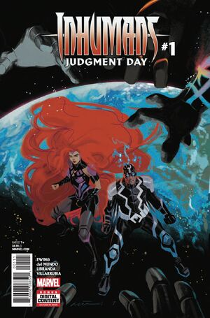 Inhumans Judgment Day Vol 1 1