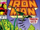 Iron Man Vol 1 274