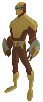 Jackson Brice (Earth-26496) from Spectacular Spider-Man (Animated Series) 001