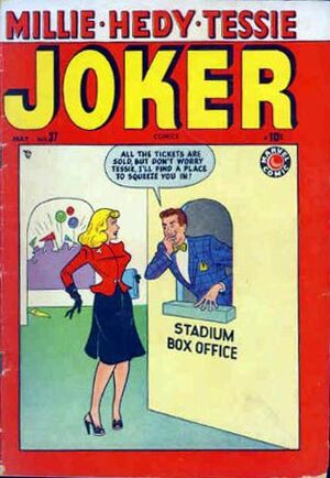 Joker Comics Vol 1 37