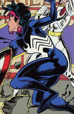 Jubilation Lee (Earth-94823) from Spider-Man Magazine Vol 1 4 0001