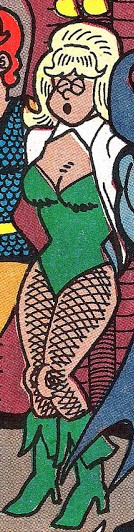 Linda Lewis (Earth-77640) from Marvel Age Vol 1 82 0001