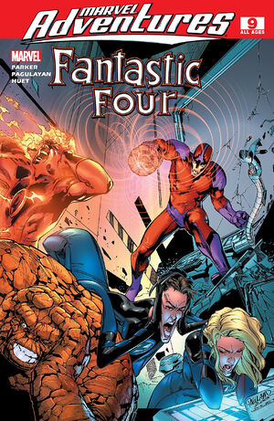 Marvel Adventures Fantastic Four Vol 1 9