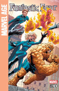 Marvel Age Fantastic Four Vol 1 4