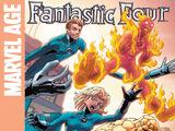 Marvel Age: Fantastic Four Vol 1 4
