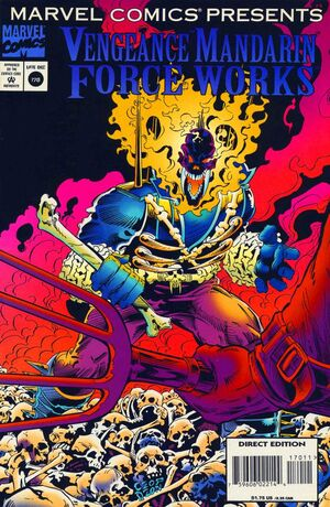 Marvel Comics Presents Vol 1 170 Vengeance