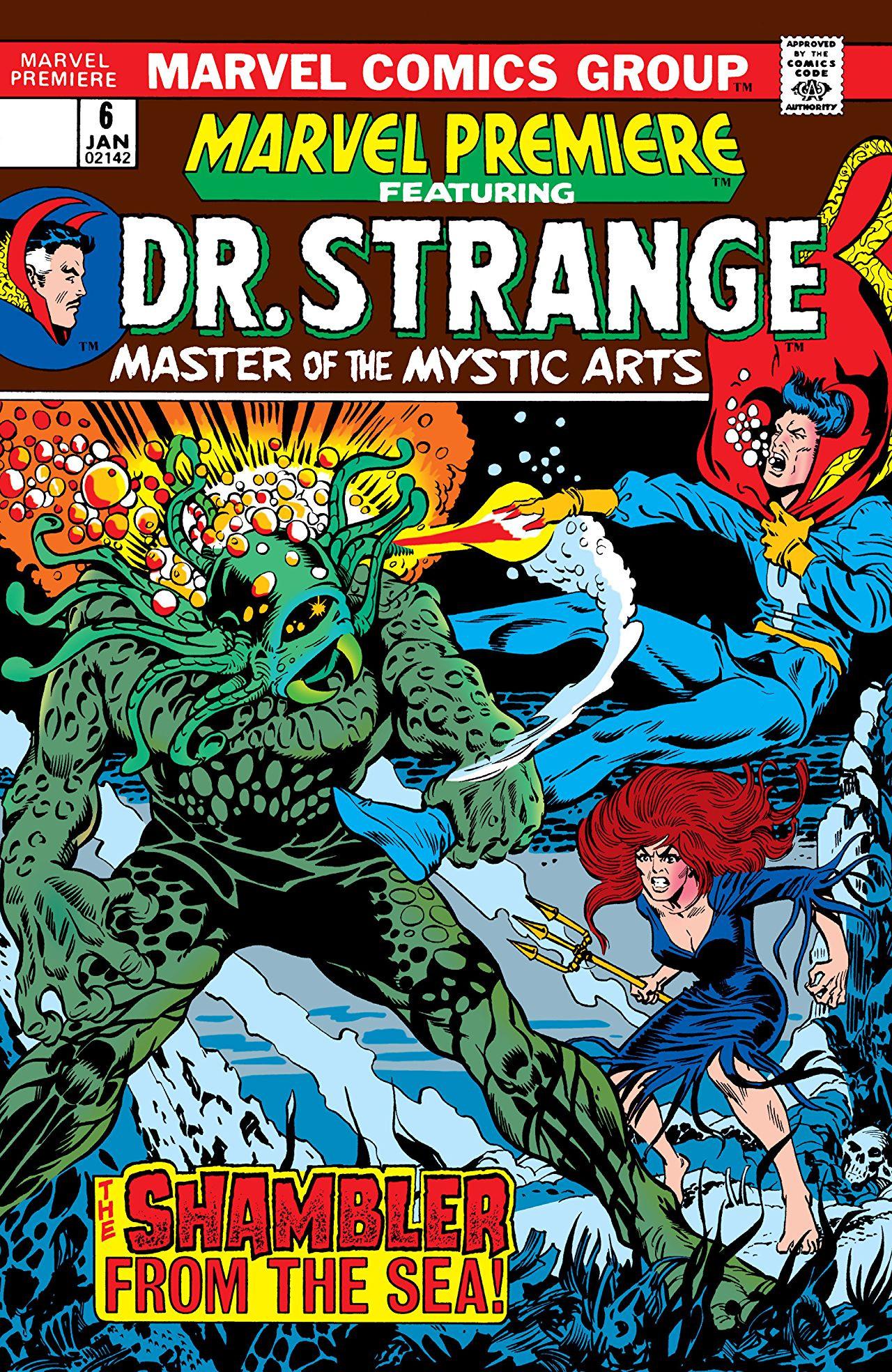 Marvel Premiere Vol 1 6