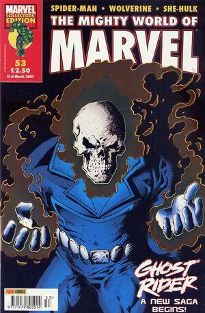 Mighty World of Marvel Vol 3 53