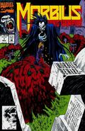 Morbius The Living Vampire Vol 1 7