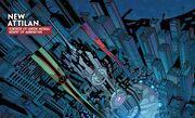 New Attilan from Inhumans Attilan Rising Vol 1 1 001