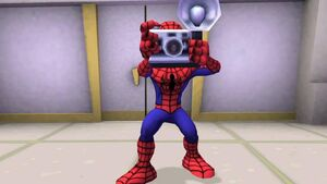 Peter Parker (Earth-91119) from Marvel Super Hero Squad Online 0002