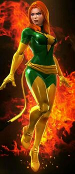 Phoenix Force (Earth-TRN517) from Marvel Contest of Champions 003