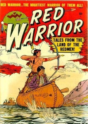 Red Warrior Vol 1 4